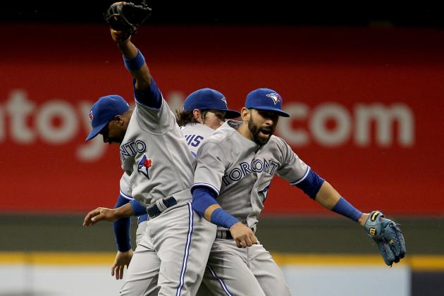 Toronto Blue Jays: Colby Rasmus, Jose Bautista Share AL Best of the Night Honors