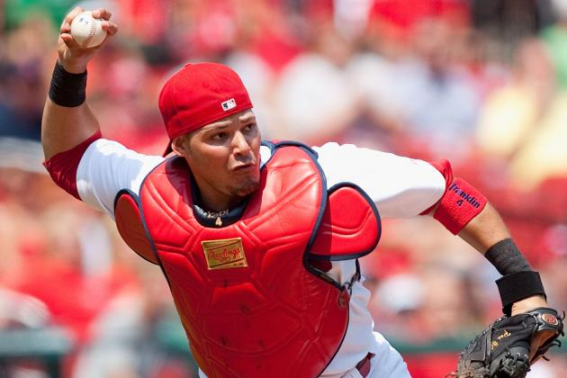 Yadier Molina: Next Hero of the St. Louis Cardinals