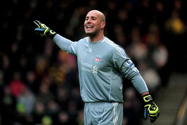 Liverpool Transfer Rumors: Reds Must Do Everything Possible to Keep Pepe Reina