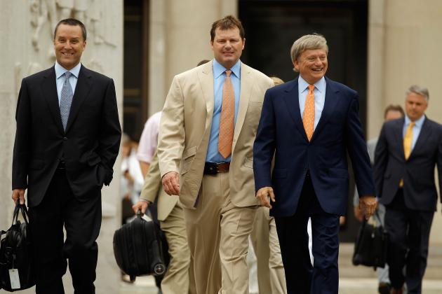How Roger Clemens, Roger Goodell Represent Different Ideas of American Justice