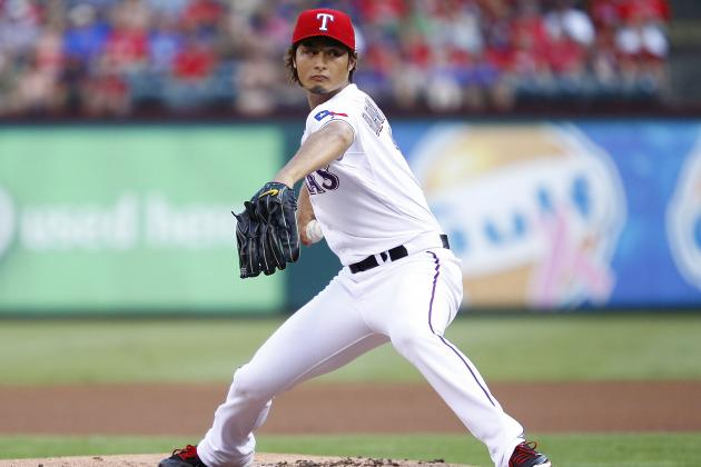 Should Yu Darvish's Recent Struggles Concern the Texas Rangers?