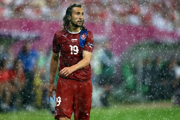 Czech Republic vs. Portugal: Players Who Must Soar for Czechs to Pull off Upset