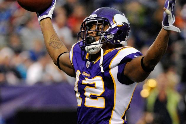Vikings' Percy Harvin Seeking to Be Traded