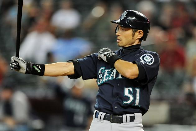 MLB: How Ichiro Can Get 2,500 Hits and Still Get No Respect