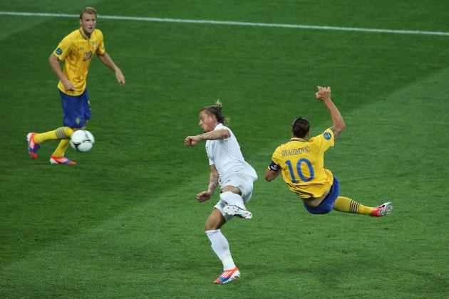 Euro 2012: Sweden Bows out in Style