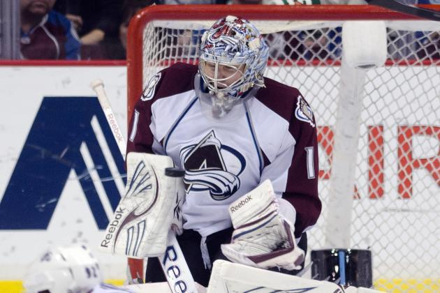 Caps Taking Avalanche Second-Rounder in 2012 from Varlamov Trade