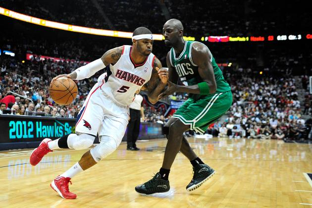 NBA Trade Rumors: Atlanta Hawks Must Flip Josh Smith for Lottery Pick