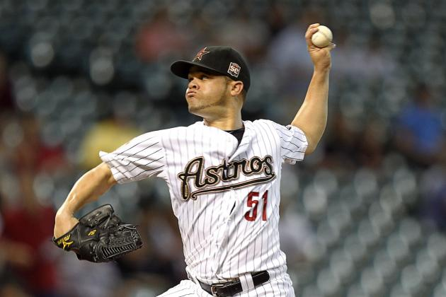 MLB Rumors: 5 Teams That Should Trade For Astros Pitcher Wandy Rodriguez