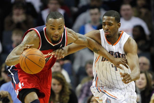 Rashard Lewis to Hornets: New Orleans and Washington Swap Is Good for Both Teams