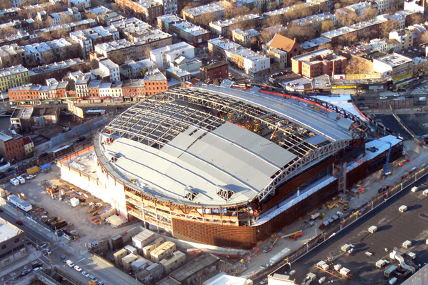 Nets 2012:  What Does the Barclays Center Have to Do with Brooklyn Basketball?