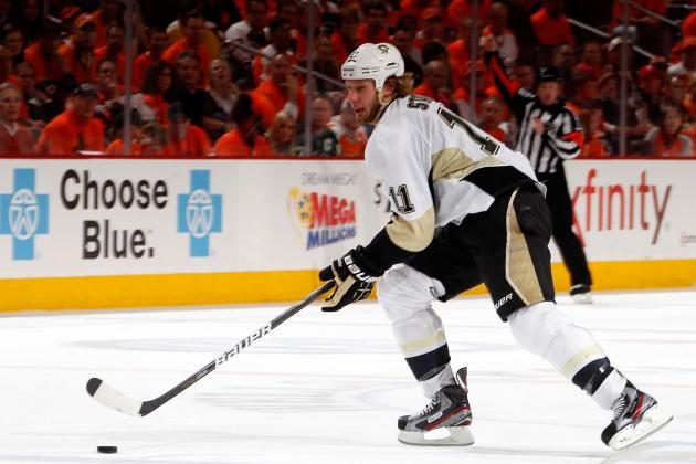 NHL Trade Rumors: Penguins Will Never Get Equal Value in Jordan Staal Deal