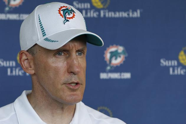 Joe Philbin Unhappy as Jake Long, Richie Incognito Get into Mini-Camp Scuffles