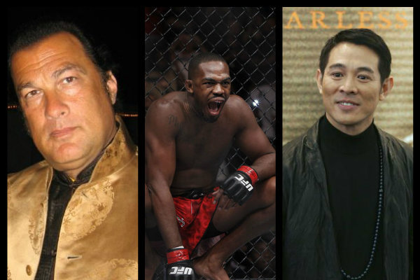 Steven Seagal: Still Bitter over Jon Jones Choosing Jet Li?