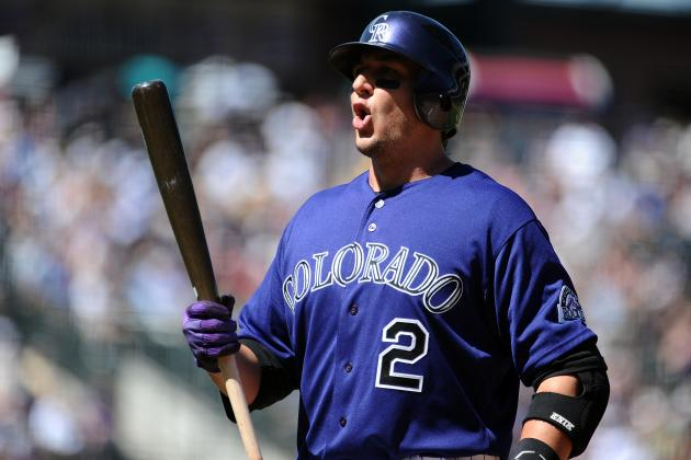 Troy Tulowitzki Reportedly Needs Surgery to Repair Nagging Groin Injury