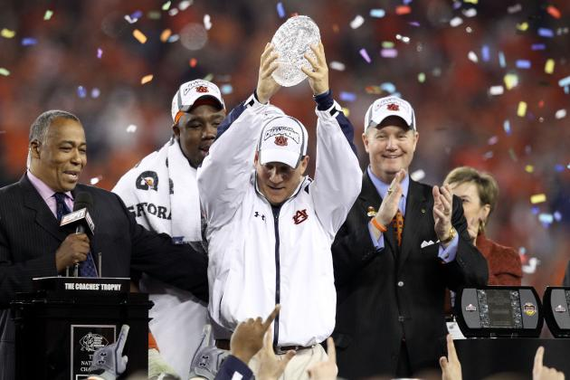 BCS Reaches Agreement on 4-Team Football Playoff System
