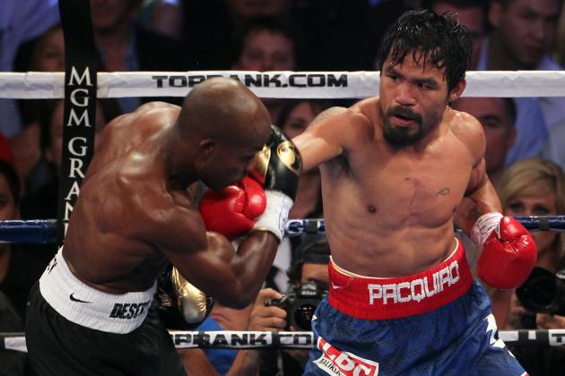 Pacquiao vs. Bradley: All 5 Judges Tasked to Review Bout Favor Manny