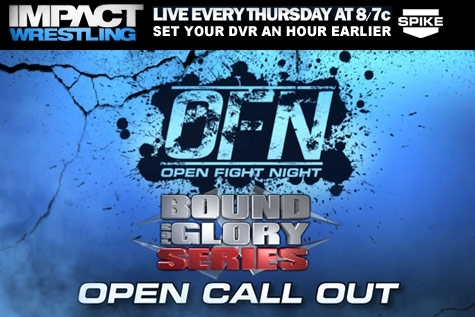 Impact Wrestling Preview: Up to 8 Matches to Be Featured on Open Fight Night