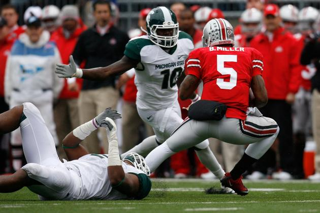 Big Ten Football Top 150 Players: No. 106: Chris Norman, Michigan State LB
