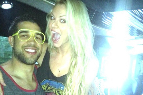 NY Knicks' Landry Fields Reportedly Dating Model Elaine Alden