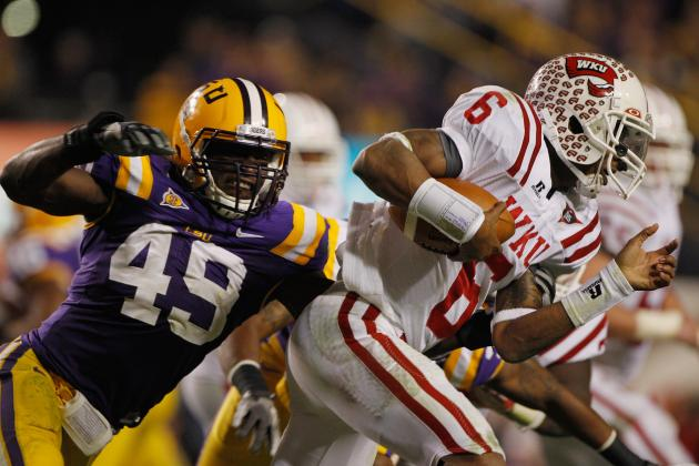 2013 NFL Mock Draft: Projected Landing Spots for Tomorrow's Defensive Stars