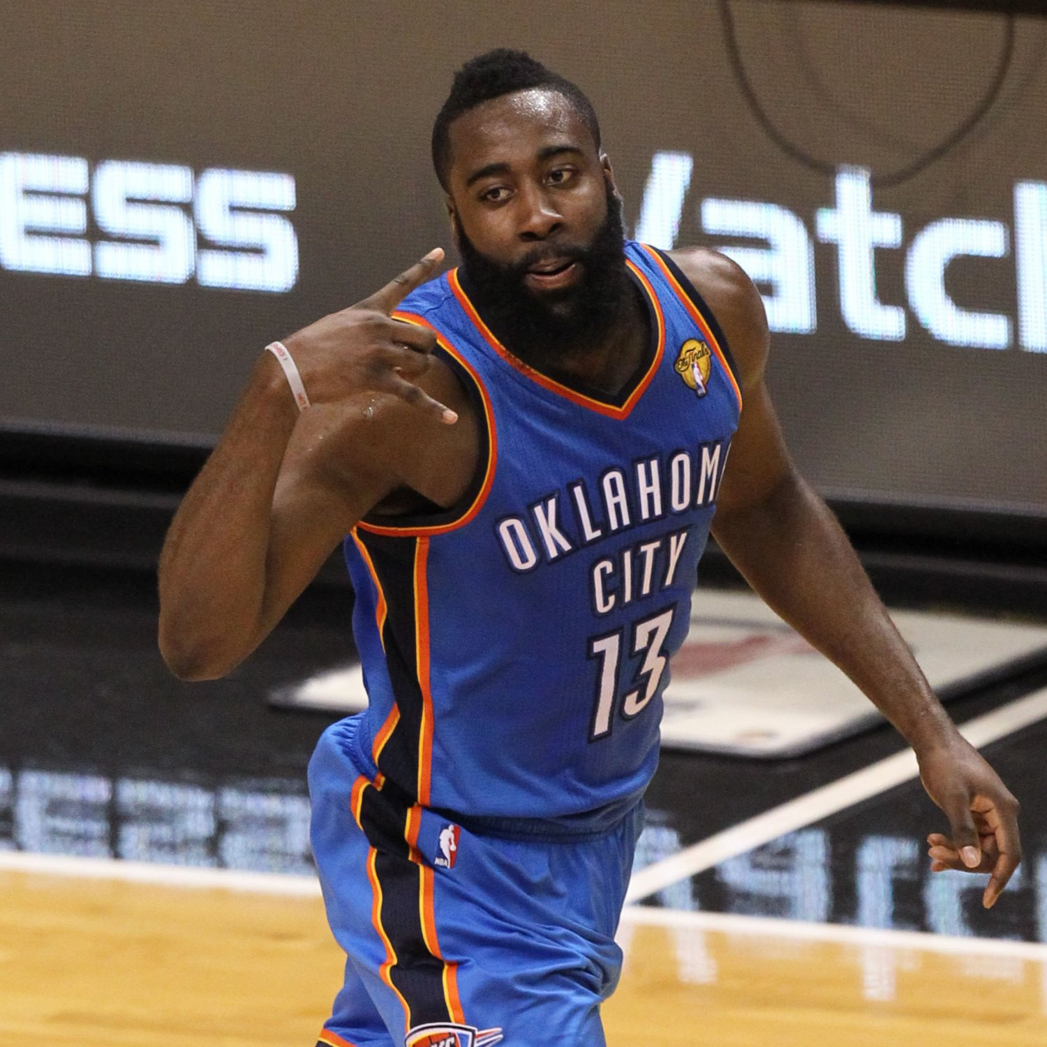 James Harden Injury Report: James Harden Injury: Update On Thunder Star's Hand Injury