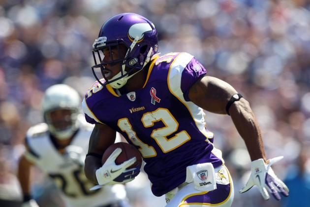 Percy Harvin Requests Trade; Why the Vikings Should Make a Move