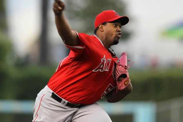 Angels Place Williams on Disabled List After Monday Night's Dugout Collapse