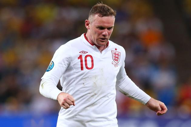 England vs Ukraine: Rating Wayne Rooney's Return for the Three Lions