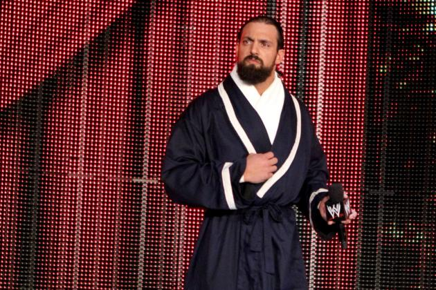 Damien Sandow: The Next Breakout Star, Does WWE Know It?