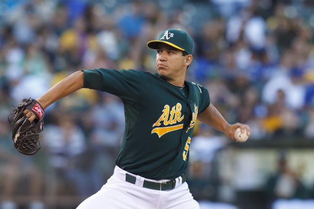 Tom Milone Is Brilliant as Oakland A's Beat Los Angeles Dodgers