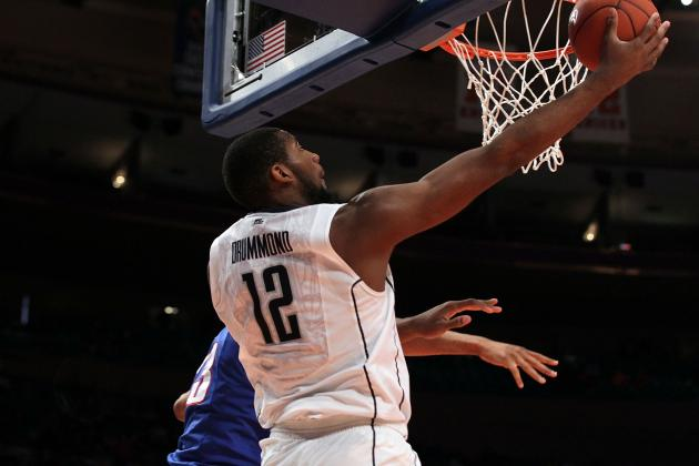 NBA Draft 2012: Why Blazers Must Draft Andre Drummond over Jared Sullinger
