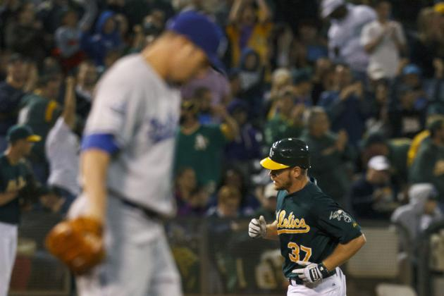 A's Lefty Milone Stifles Dodgers with 3-Hitter