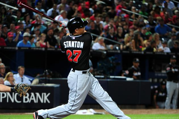 Miami Marlins: Should Giancarlo Stanton Get an Extension Right Now?