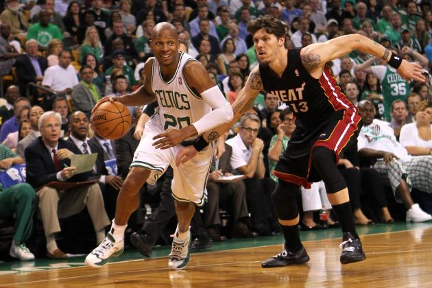 2012 NBA Free Agency: Would Ray Allen Be a Good Fit for Memphis Grizzlies?