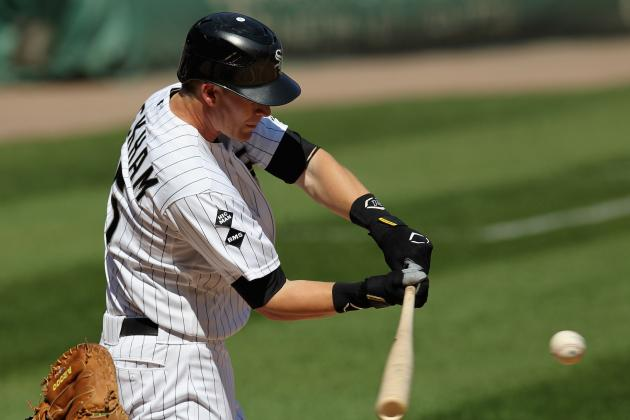 Gordon Beckham Starting to Show Chicago White Sox Some of His Potential