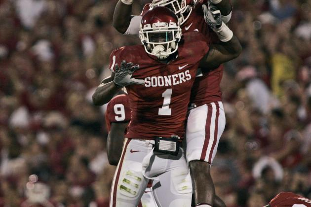 Oklahoma Football: What You Need to Know About Sooners' FS Tony Jefferson