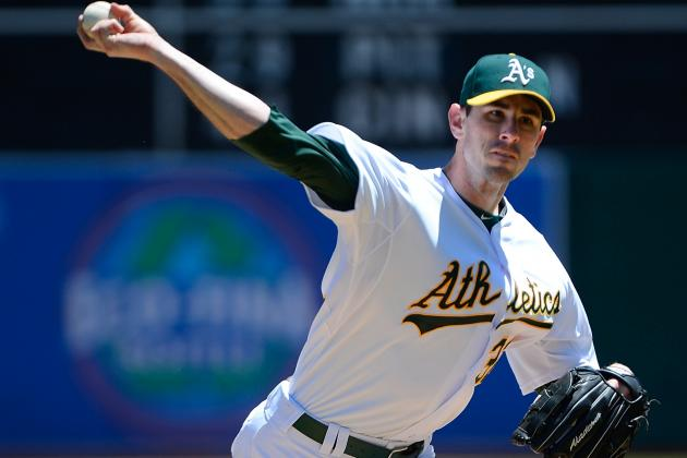 San Francisco Giants Trade Rumors: Scouting Oakland A's Pitcher Brandon McCarthy