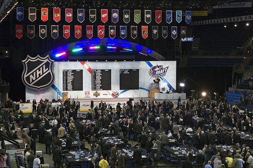 NHL Draft Start Time 2012: When and Where You Can Catch the Unpredictable Action