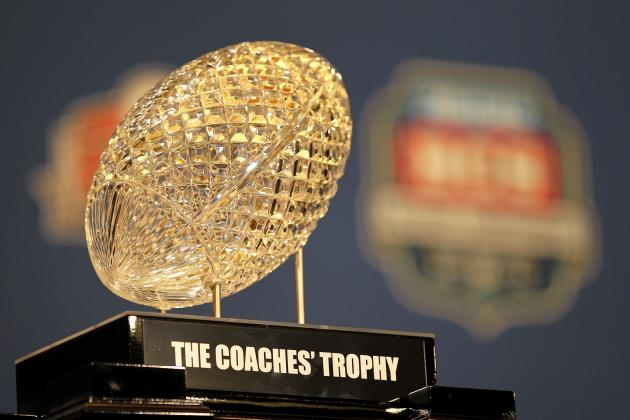 BCS Playoffs: Four-Team Bracket Is Major Step in Right Direction