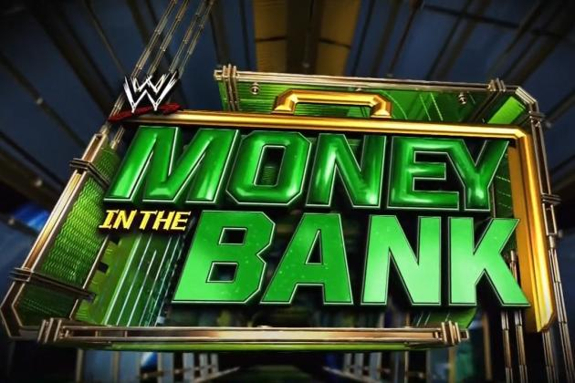WWE News: Latest Backstage Plans for This Year's Money in the Bank PPV Matches
