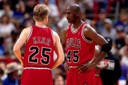 Steve Kerr Discusses When Michael Jordan Punched Him in the Face