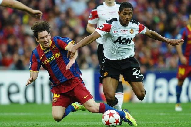 Manchester United: Is  Antonio Valencia the Best Winger in the World?