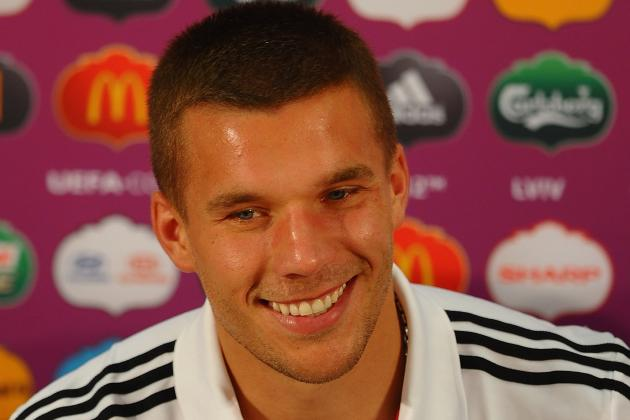 Podolski: I Can't Wait to Play for Wenger
