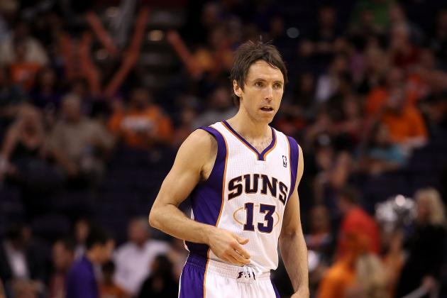NBA Free Agency 2012: Adding Aging Vets Like Steve Nash Won't Solve Knicks' Woes
