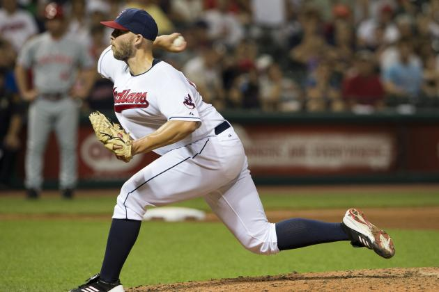 Cleveland Indians: No Need to Trade for an Arm, Right?