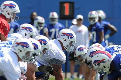 2012 Buffalo Bills: Bills Wrapping Up Positive Mini-Camp