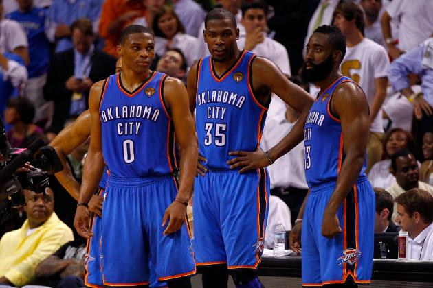 NBA Finals 2012: Is History Repeating Itself for the Oklahoma City Thunder?