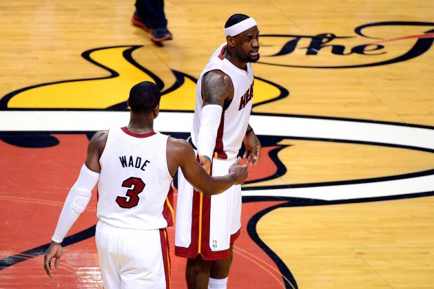NBA Finals Schedule 2012: Top Storylines for Game 5 of Thunder vs. Heat