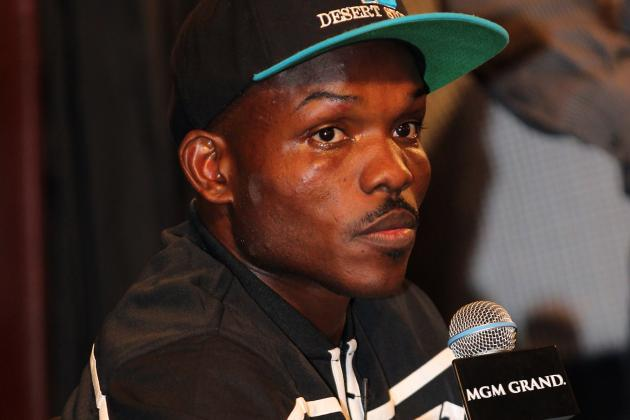 Timothy Bradley Is Very Upset over Bob Arum's Statement