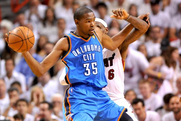 NBA Playoffs 2012: Thunder's Step-by-Step Guide to Doing the Impossible